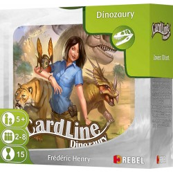Cardline: Dinozaury